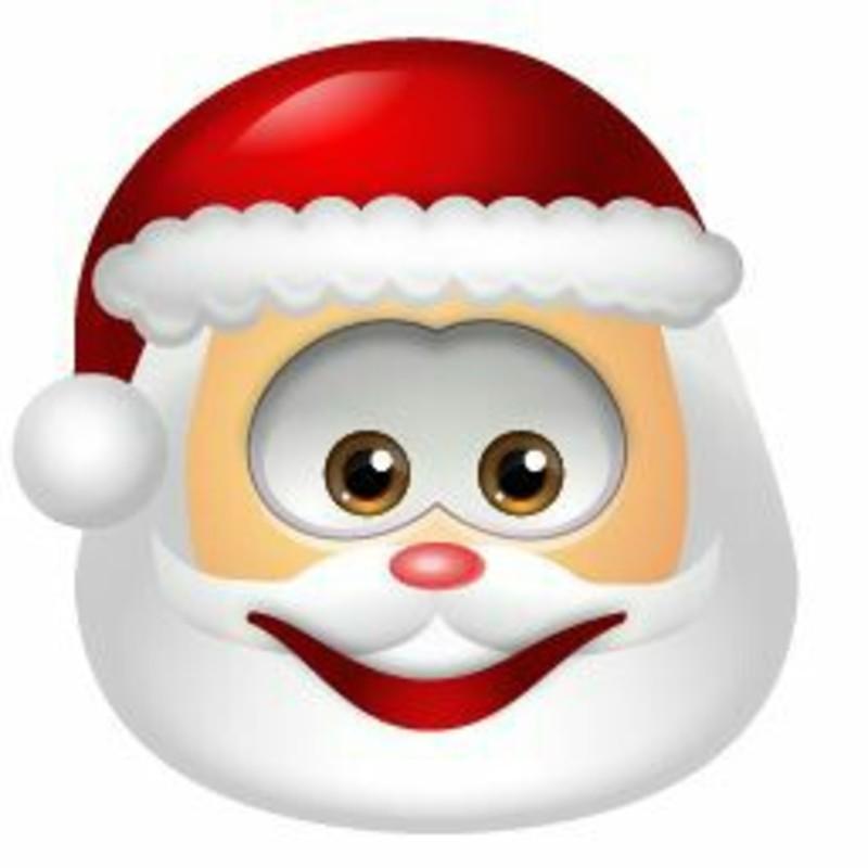 Emoticon Babbo Natale.Babbo Natale Belle Immagini Emoticon Sorrisi Whatsapp Buongiornissimocaffe It