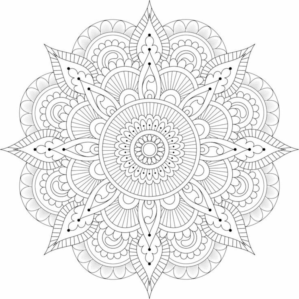 Mandala Da Colorare Per Adulti Archives Pagina 2 Di 4