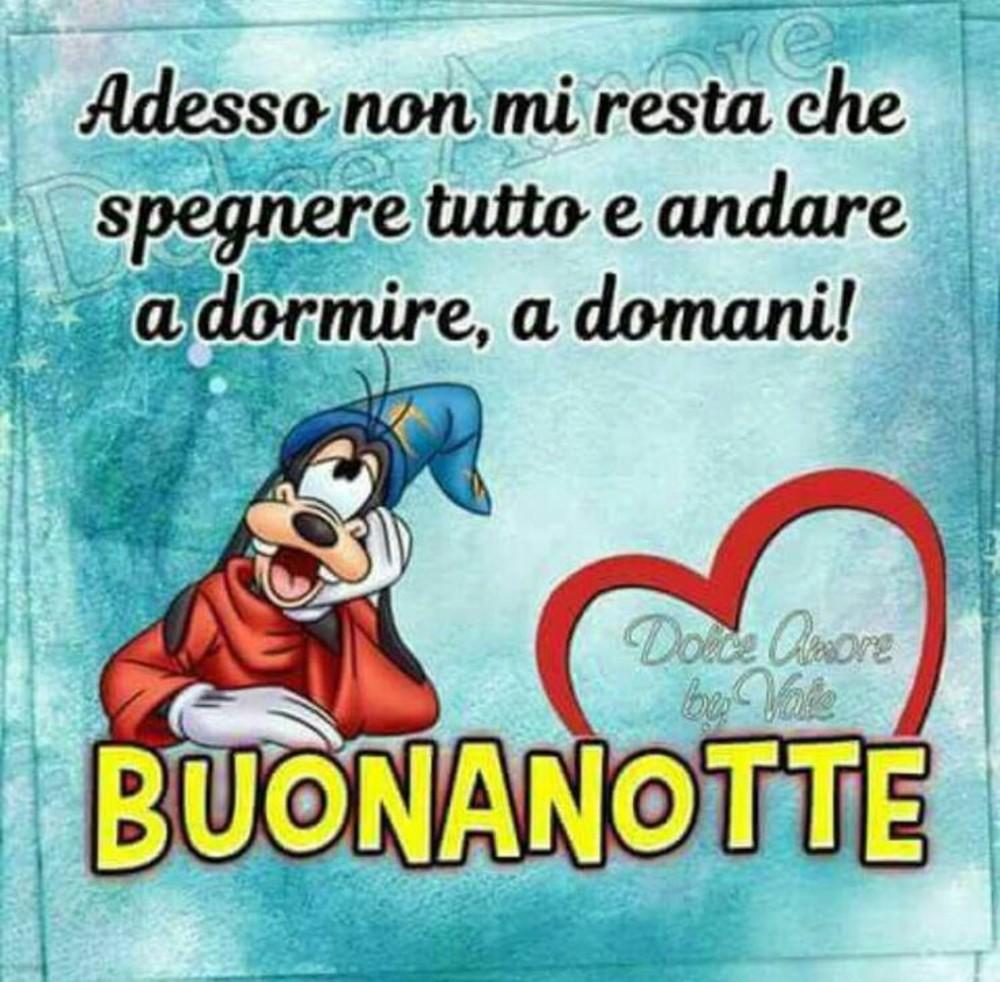 Dolce Notte Immagini Con Pippo Buongiornissimocaffe It