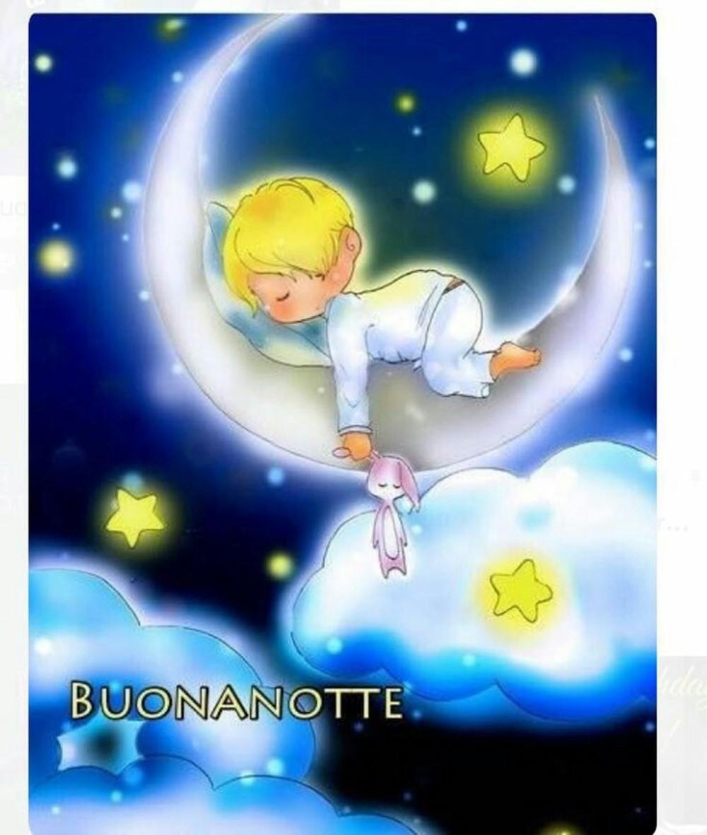 Immagini Buonanotte Belle Con Angeli Angioletti