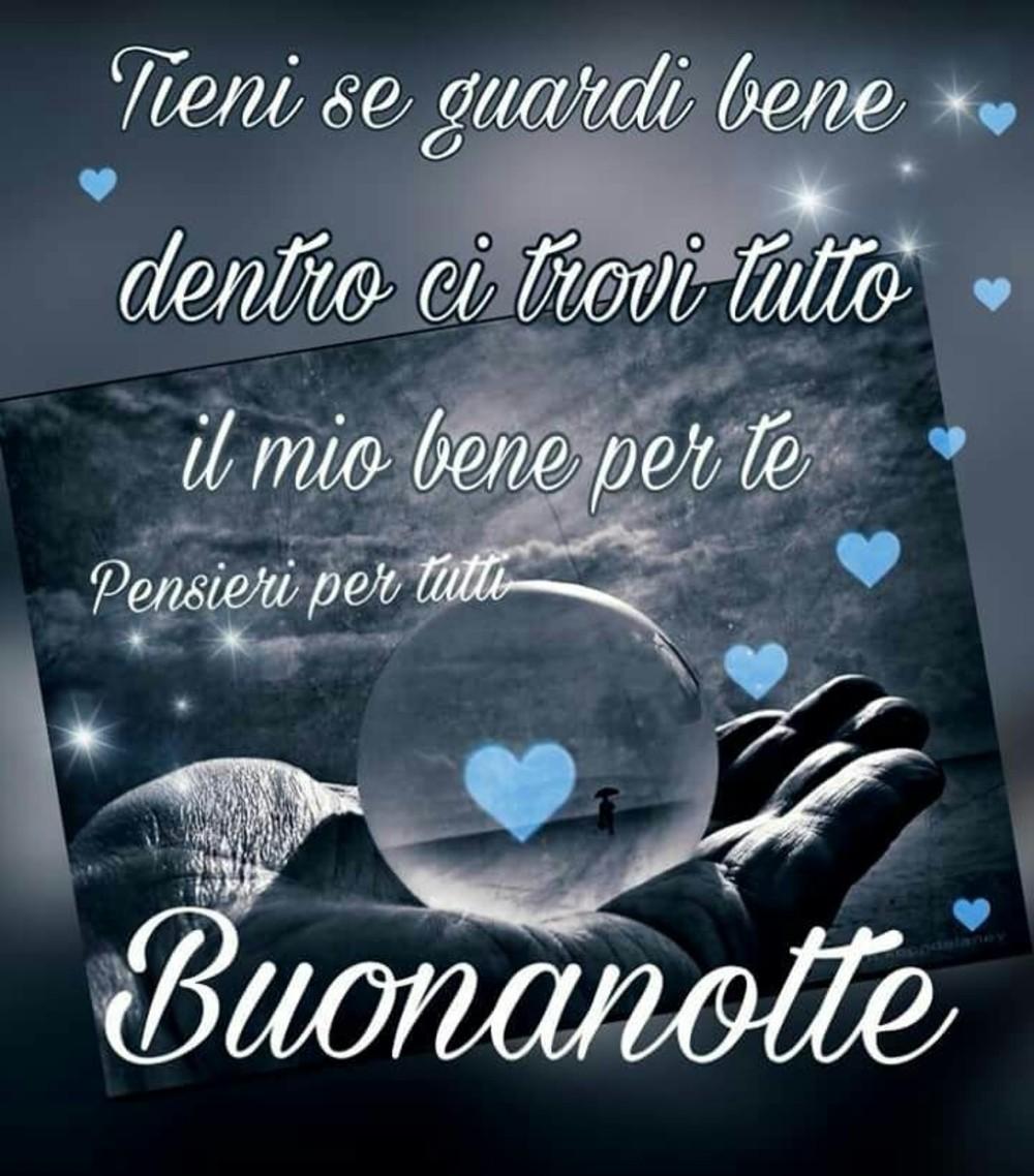 Immagini Buonanotte Da Condividere Buongiornissimocaffe It