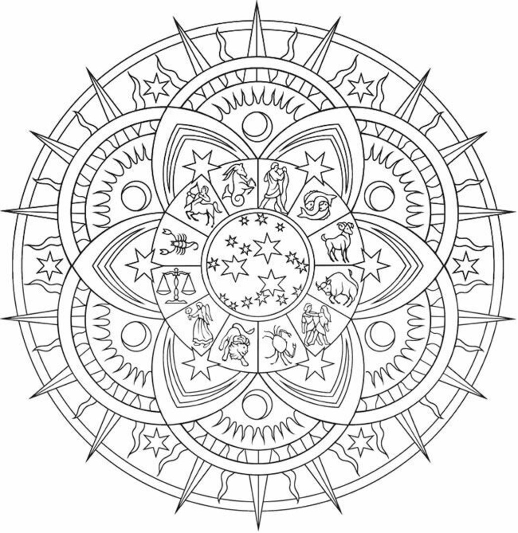 celestrial free coloring pages - photo#13