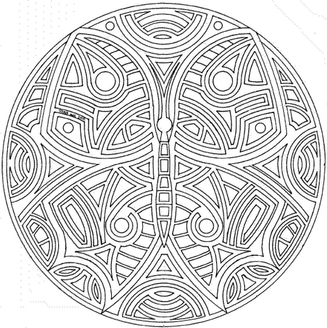 Mandala da colorare difficilissimi (6)