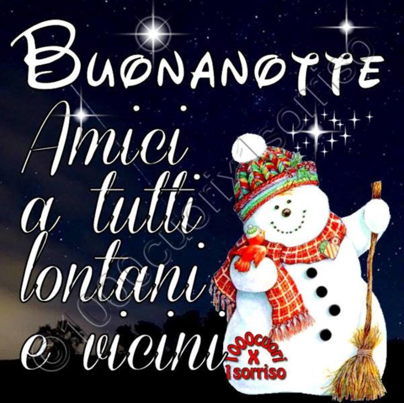 Immagini Buonanotte Natalizie.Buonanotte Natale Buongiornissimocaffe It