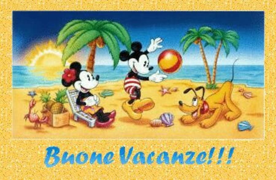Buone Vacanze Disney Buongiornissimocaffeit