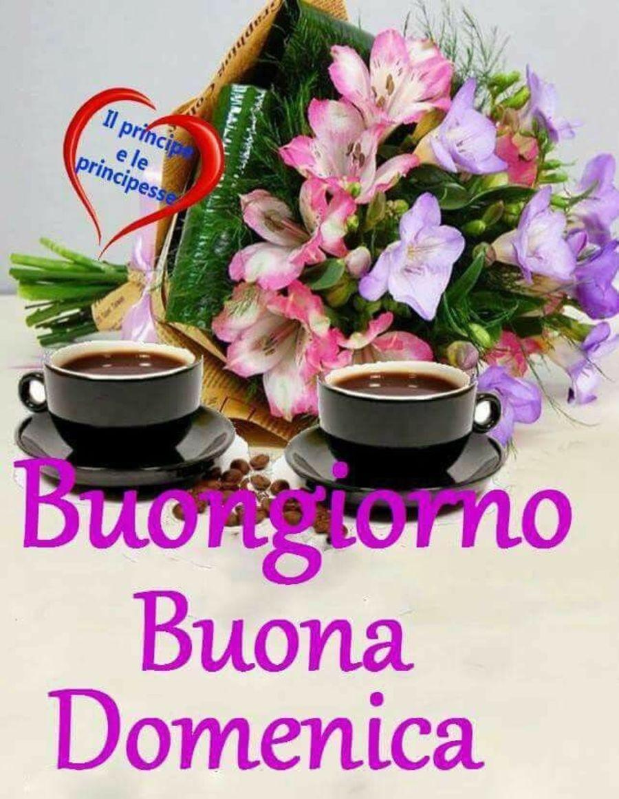 Buongiorno E Buona Domenica 4602 Buongiornissimocaffe It