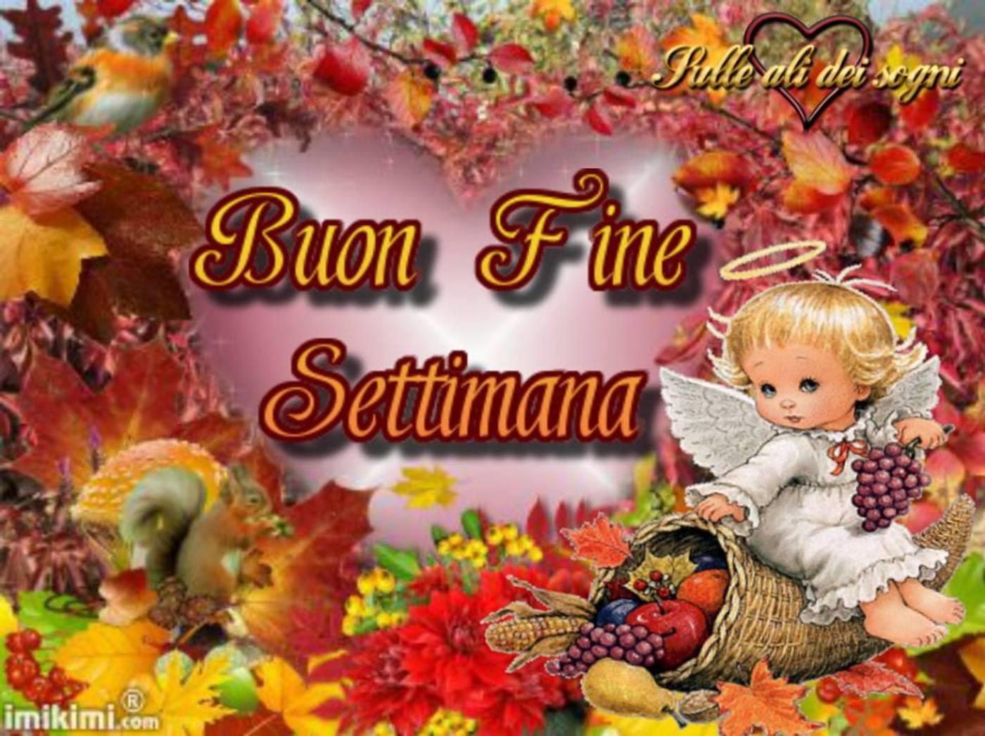 Buon Fine Settimana autunnale - BuongiornissimoCaffe.it