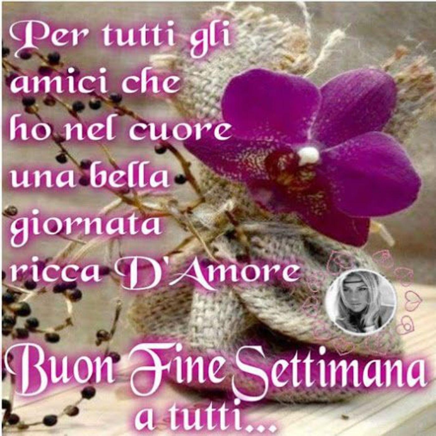 Buon Fine Settimana Buongiorno 9863 Buongiornissimocaffe It