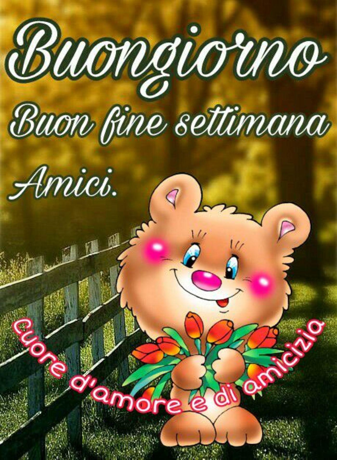 Buongiorno Buon Fine Settimana Amici Buongiornissimocaffe It