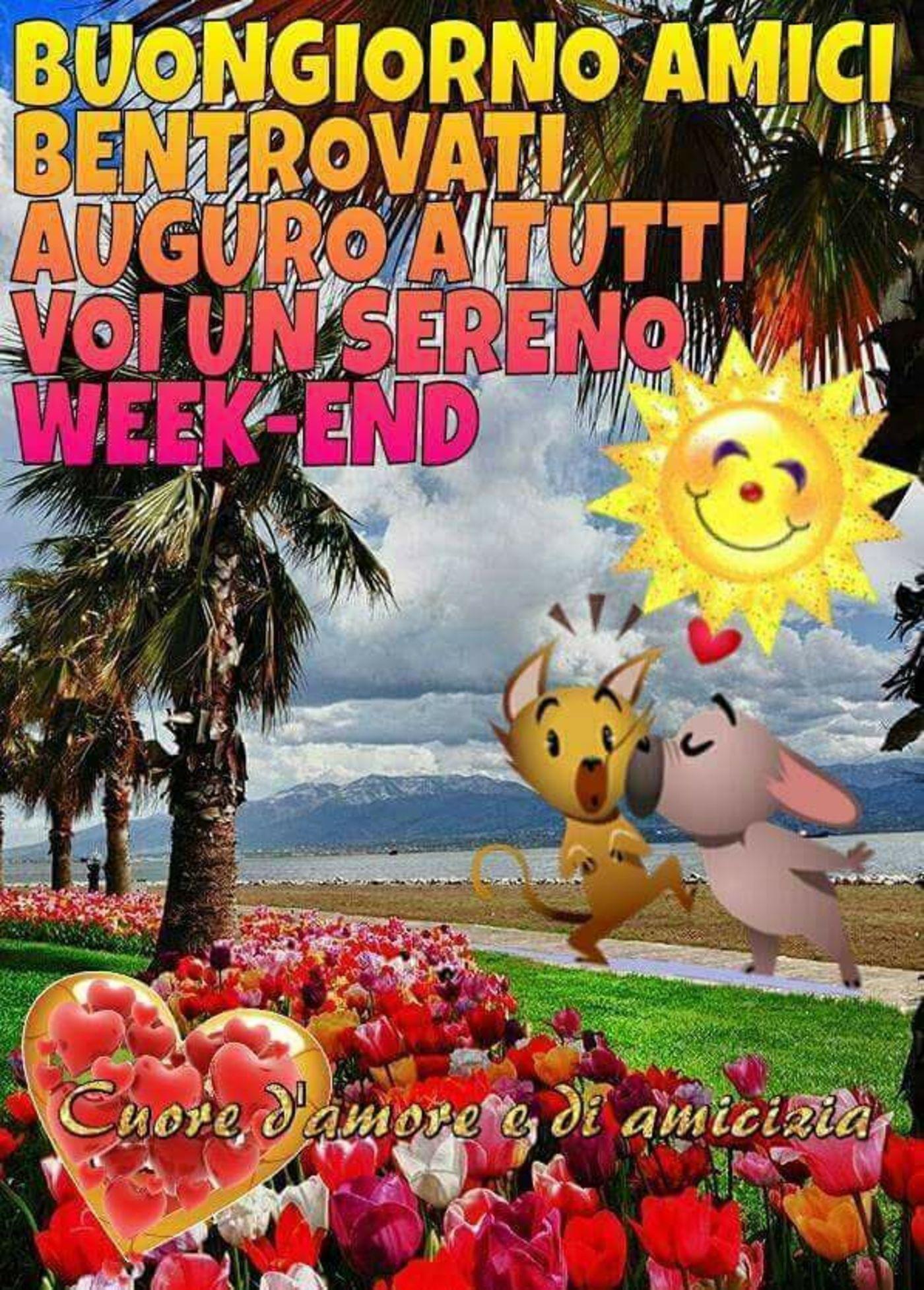 Buongiorno e Buon Weekend 3043