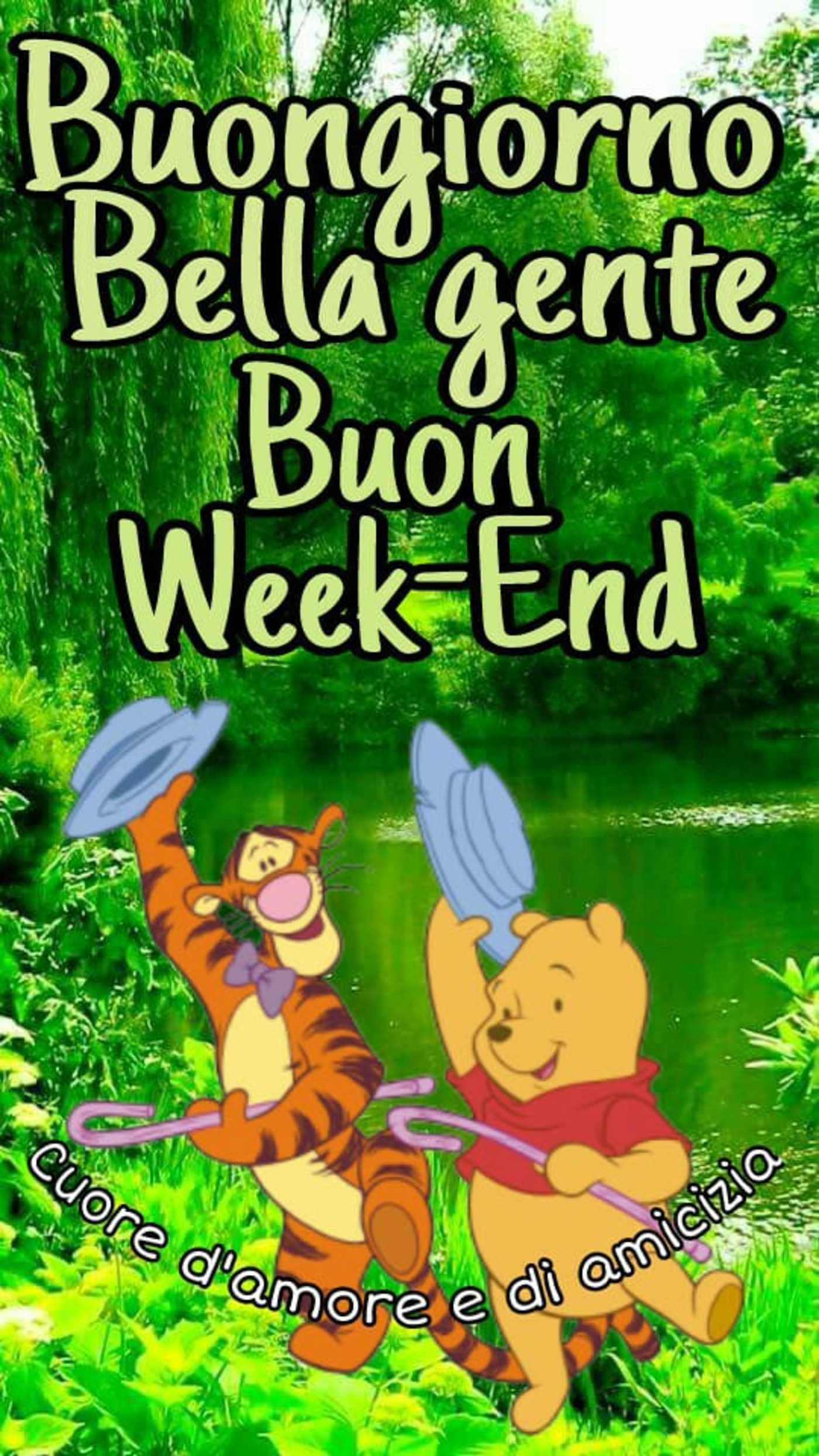 Buongiorno e Buon Weekend 3059