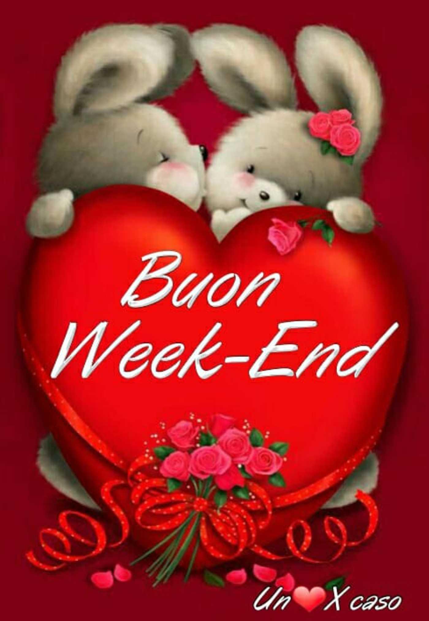 Buongiorno e Buon Weekend 3091