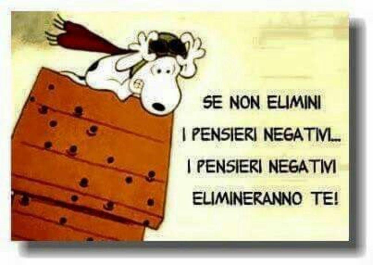 Frasi Con Snoopy Buongiornissimocaffe It