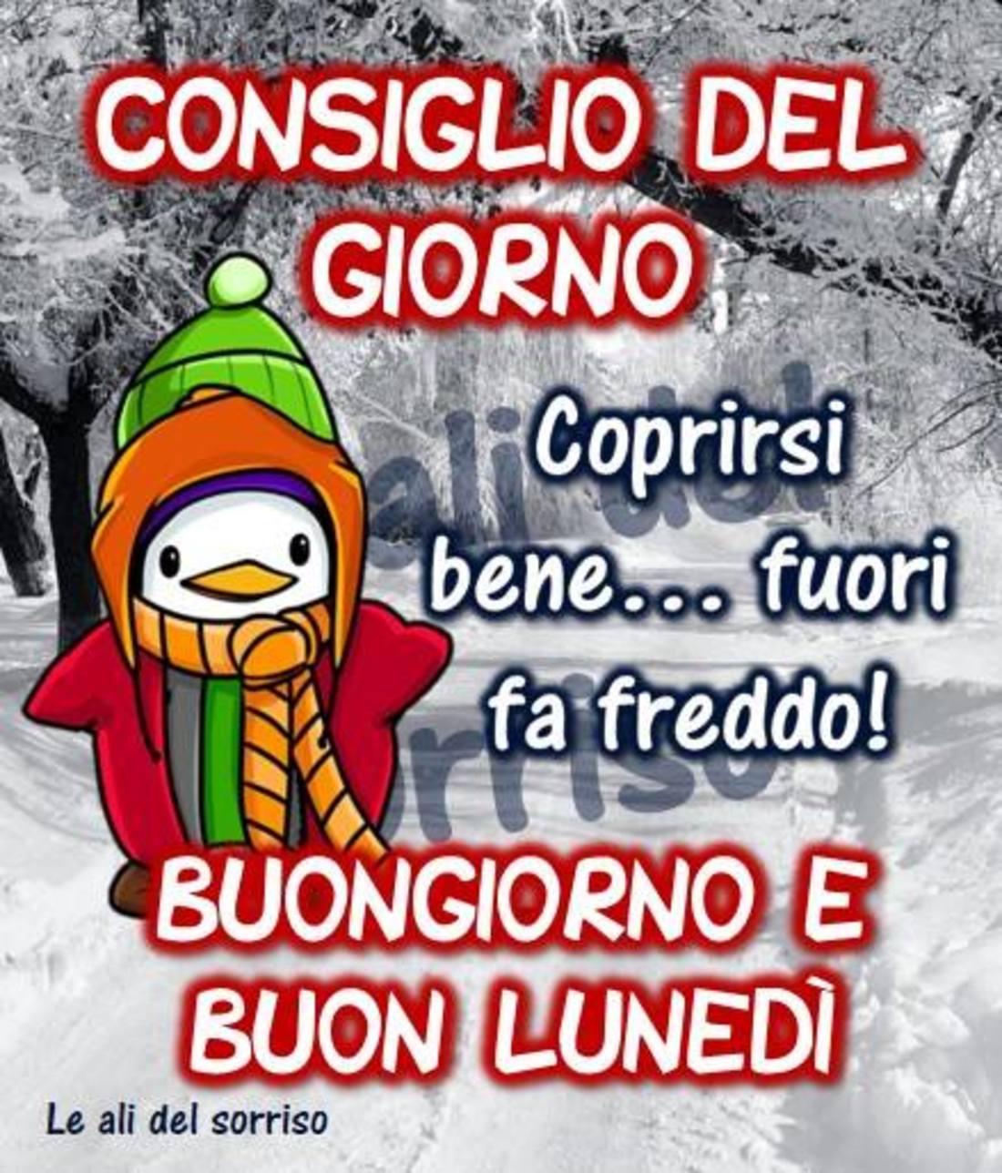 Brrr Che Freddo Buongiorno Buon Lunedì Buongiornissimocaffe It