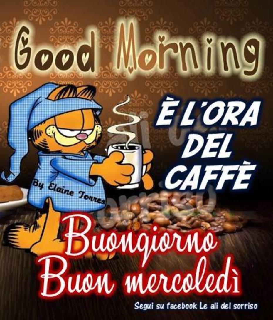 Buon Mercoledì Immagini Pinterest 2936 Buongiornissimocaffeit