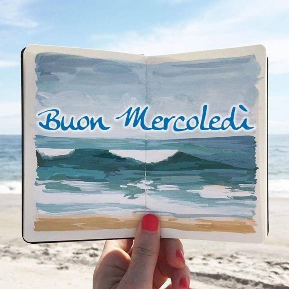 Buon Mercoledi Mare Buongiornissimocaffe It