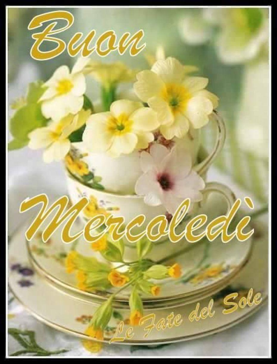 Buongiornissimo Caffè Buon Mercoledì 5748 Buongiornissimocaffeit