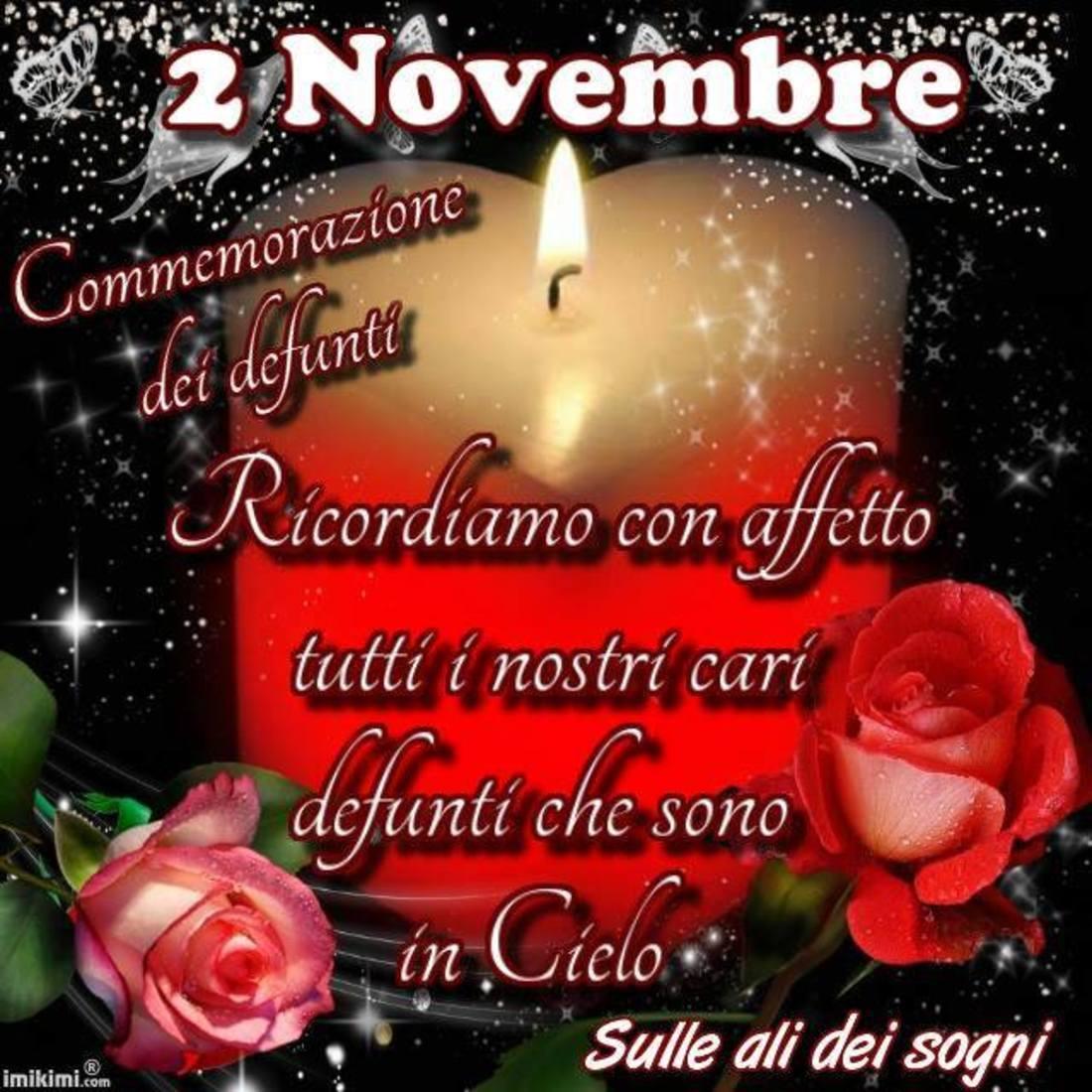 2 Novembre Festa dei morti immagini