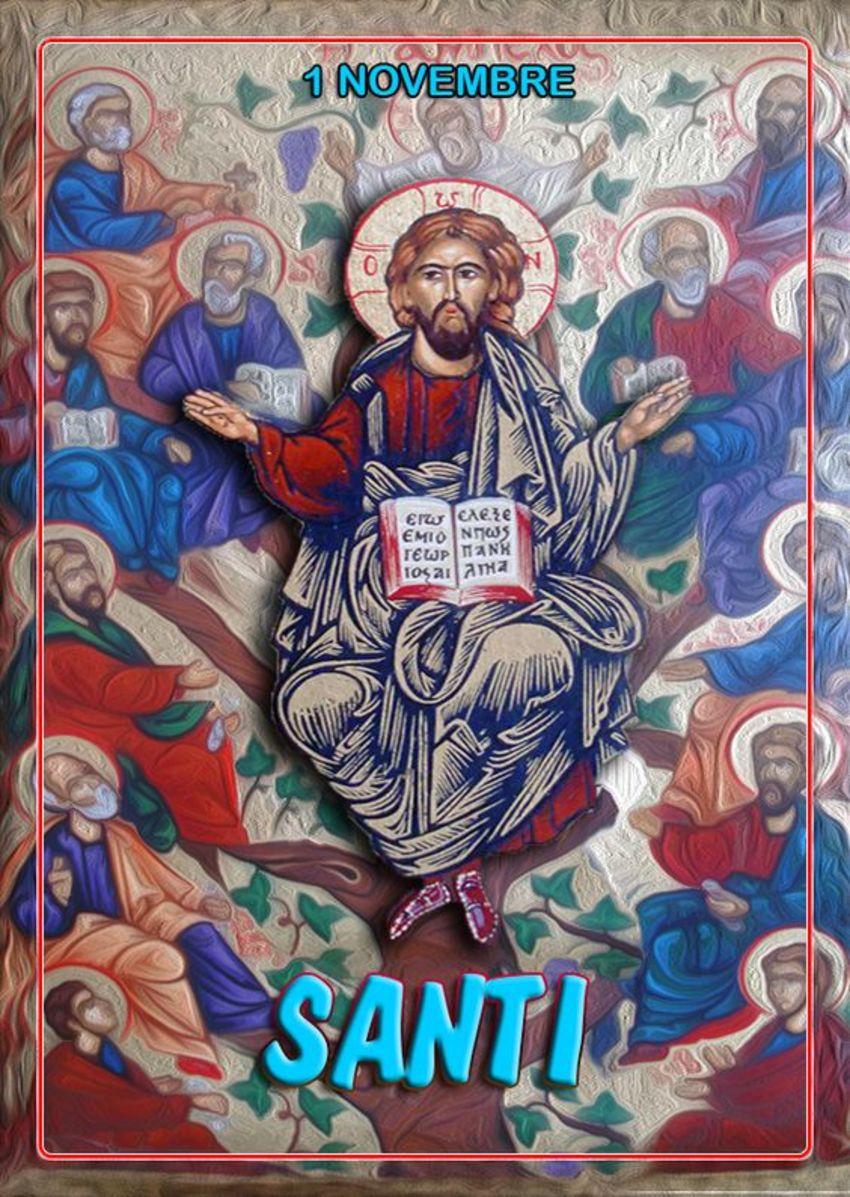 Auguri a Tutti i Santi