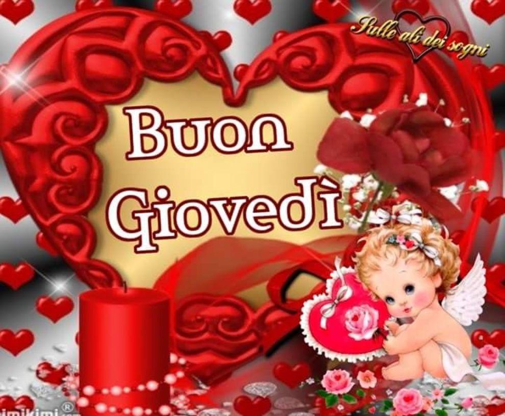 Buon Giovedì Buongiorno gif 9983