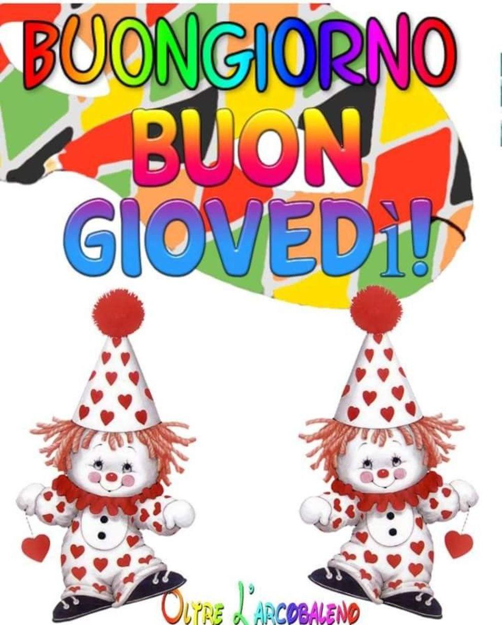 Buon Giovedì Carnevale