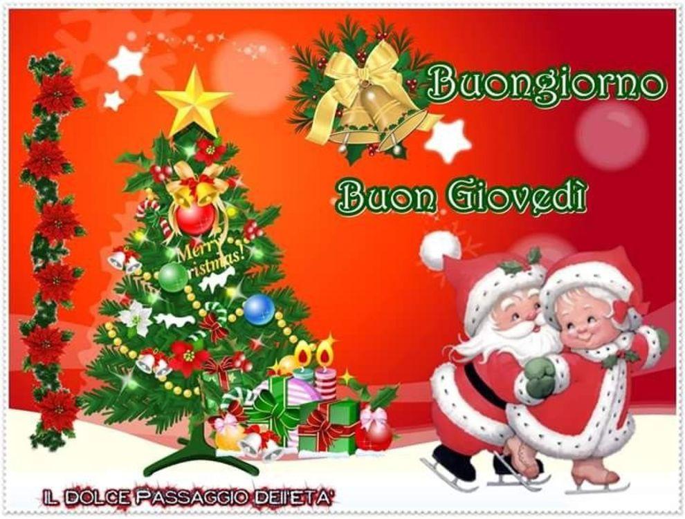 Buon Giovedì Natale 9