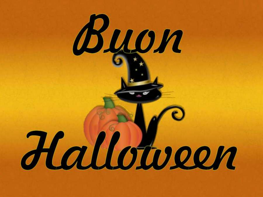 Buon Halloween immagini da mandare 8703