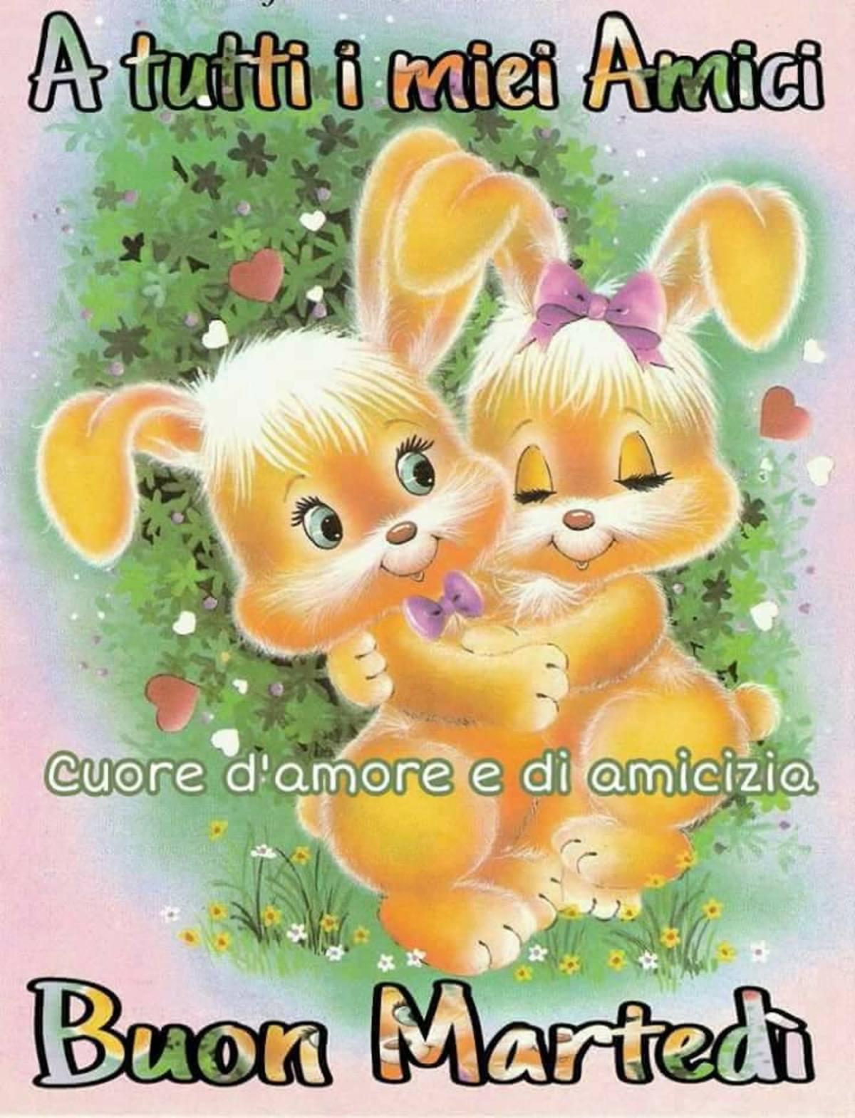 Buon Martedì Amici 8439 Buongiornissimocaffe It