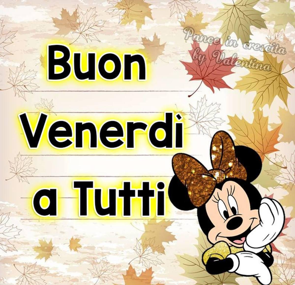 Buon Venerdì Autunno Buongiornissimocaffe It