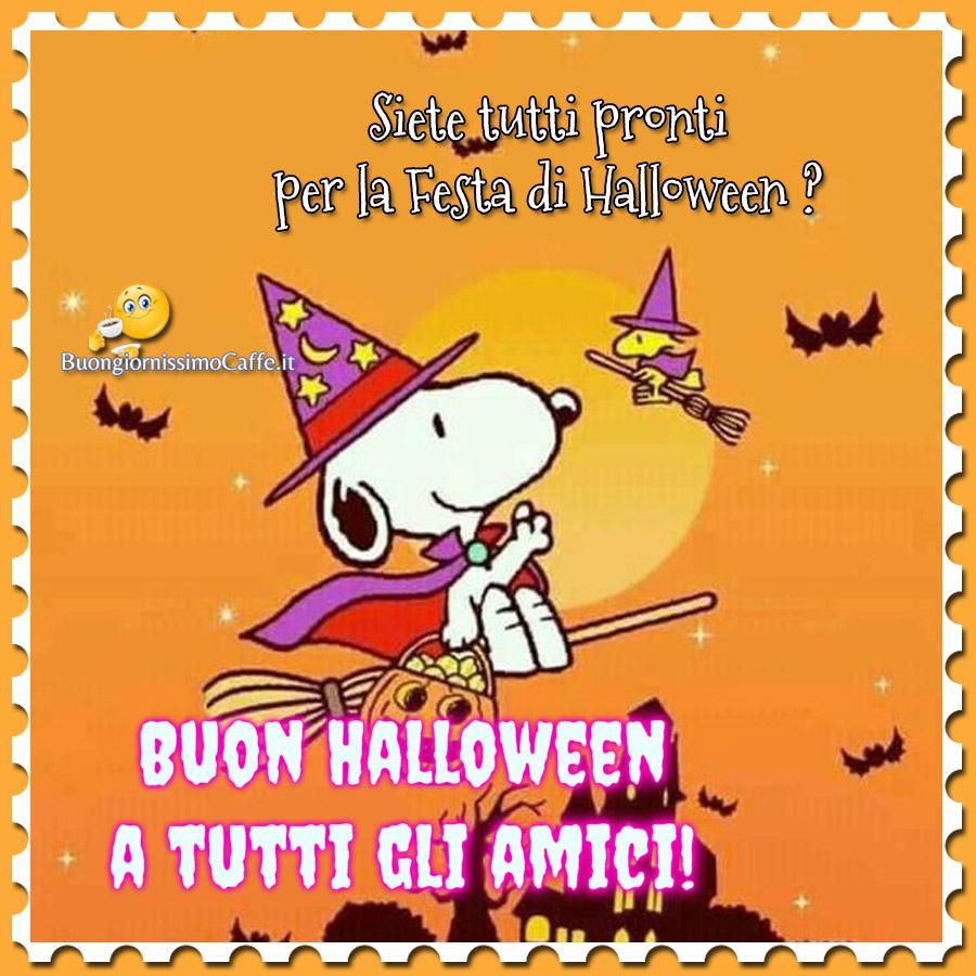 Buona Festa di Halloween immagini nuove