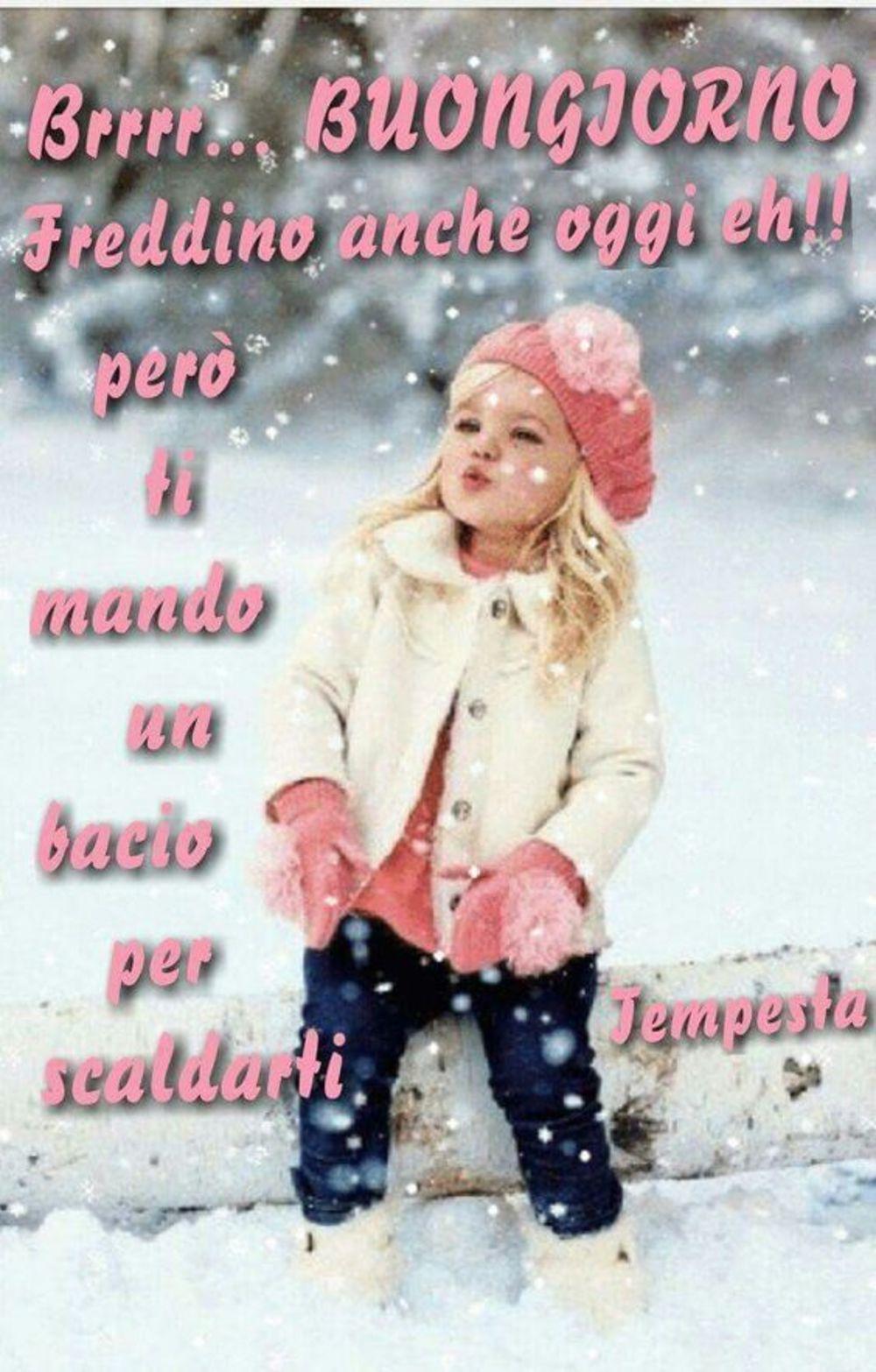 Buongiorno E Arrivato L Inverno Buongiornissimocaffe It