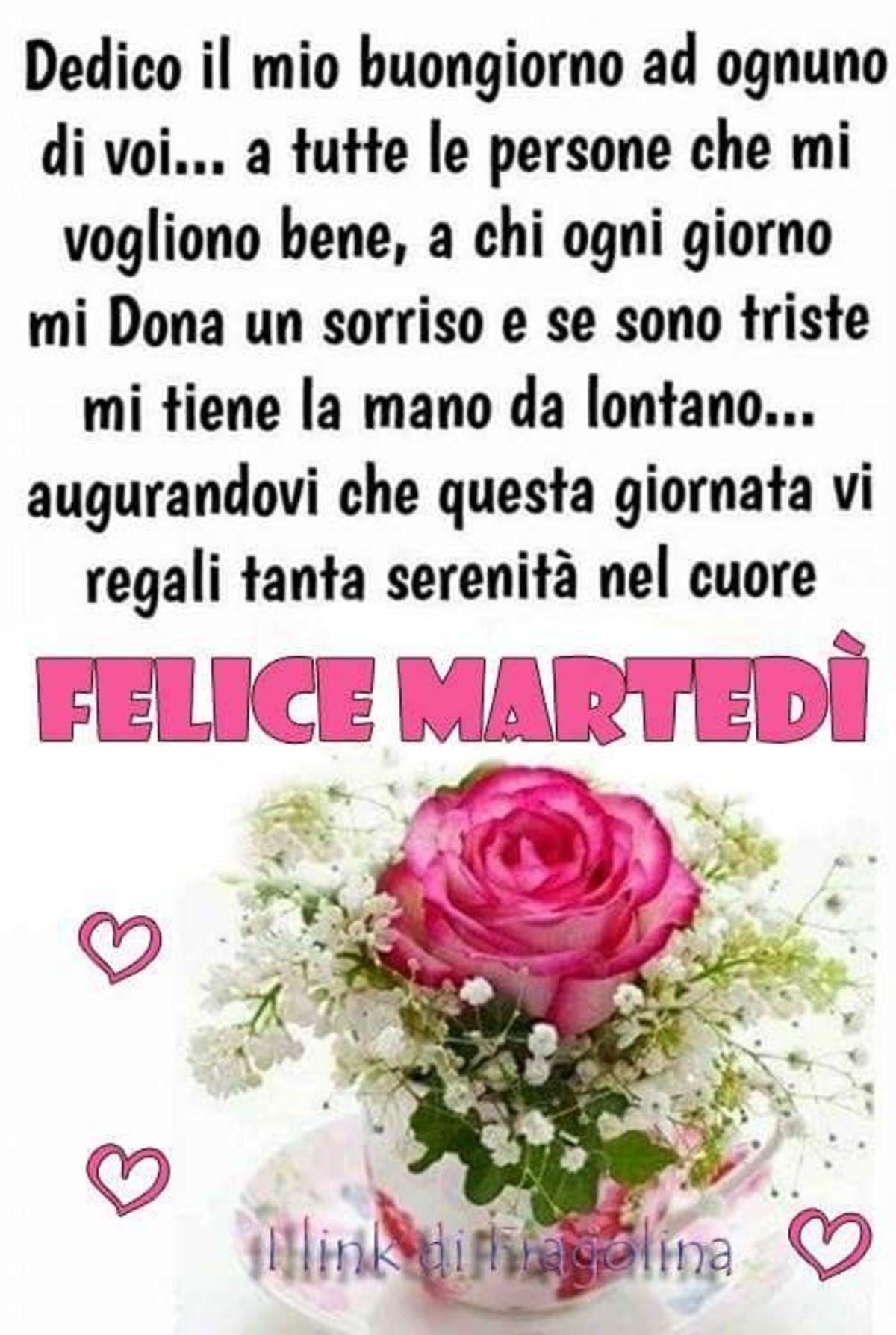 Buongiorno Buon Martedi Frasi Buongiornissimocaffe It