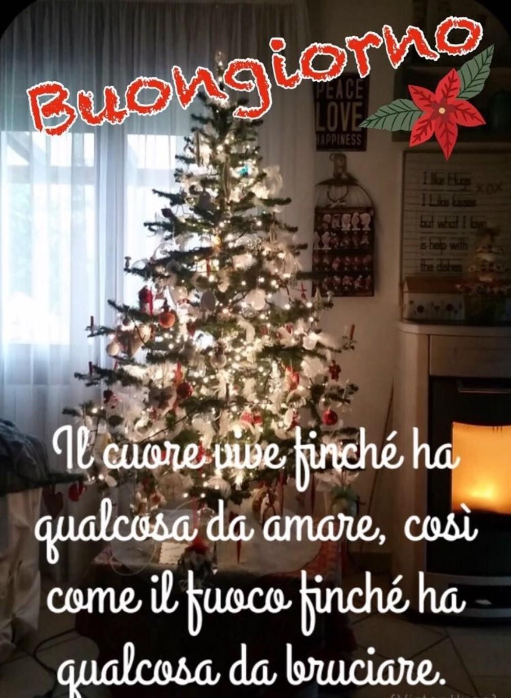 Immagini Buongiorno Di Natale.Buongiorno Con Albero Di Natale Buongiornissimocaffe It