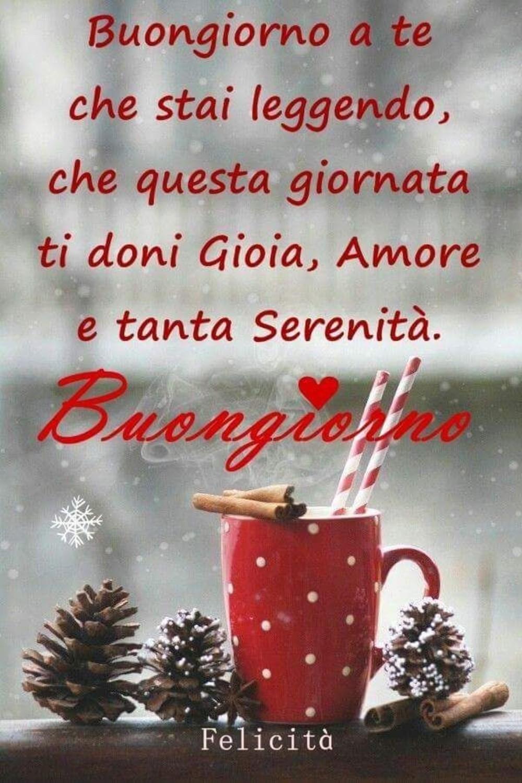 Immagini Con Frasi Buongiorno A Tema Natale Buongiornissimocaffe It