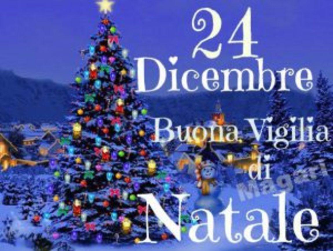 24 Dicembre Vigilia
