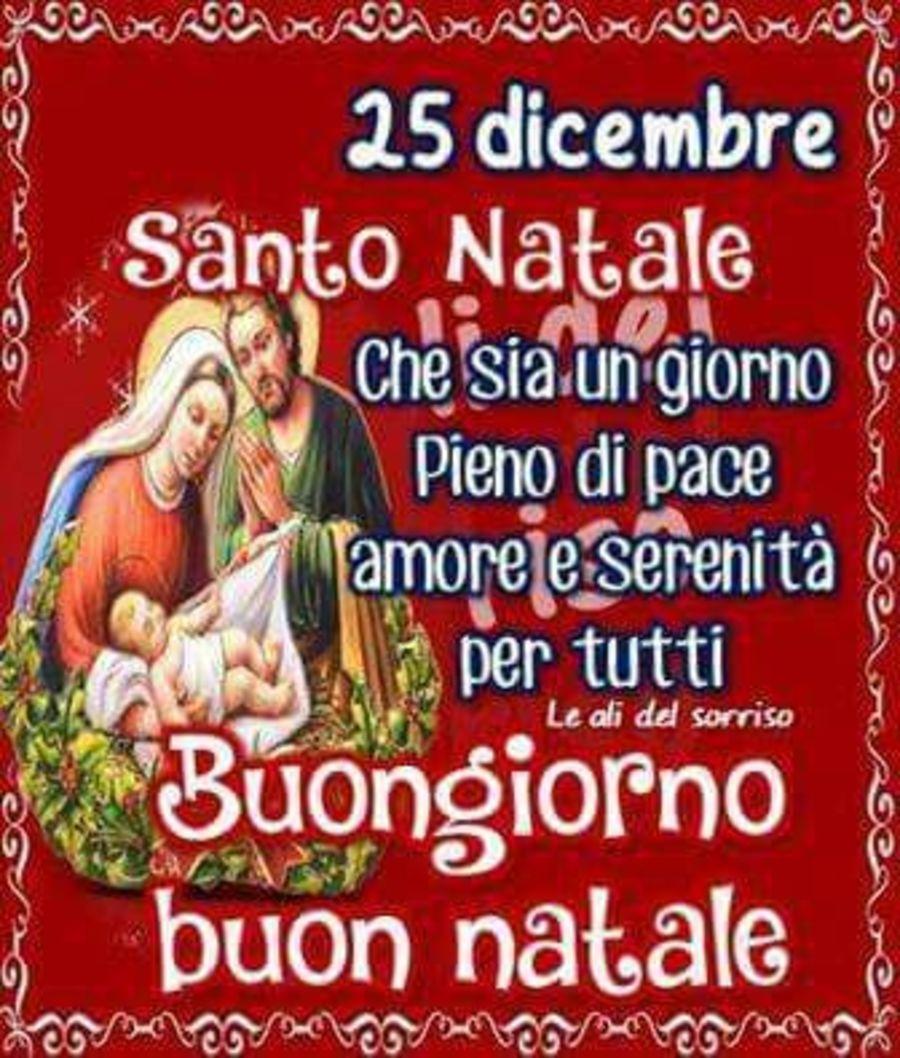Natale 25.25 Dicembre Buon Natale Buongiornissimocaffe It