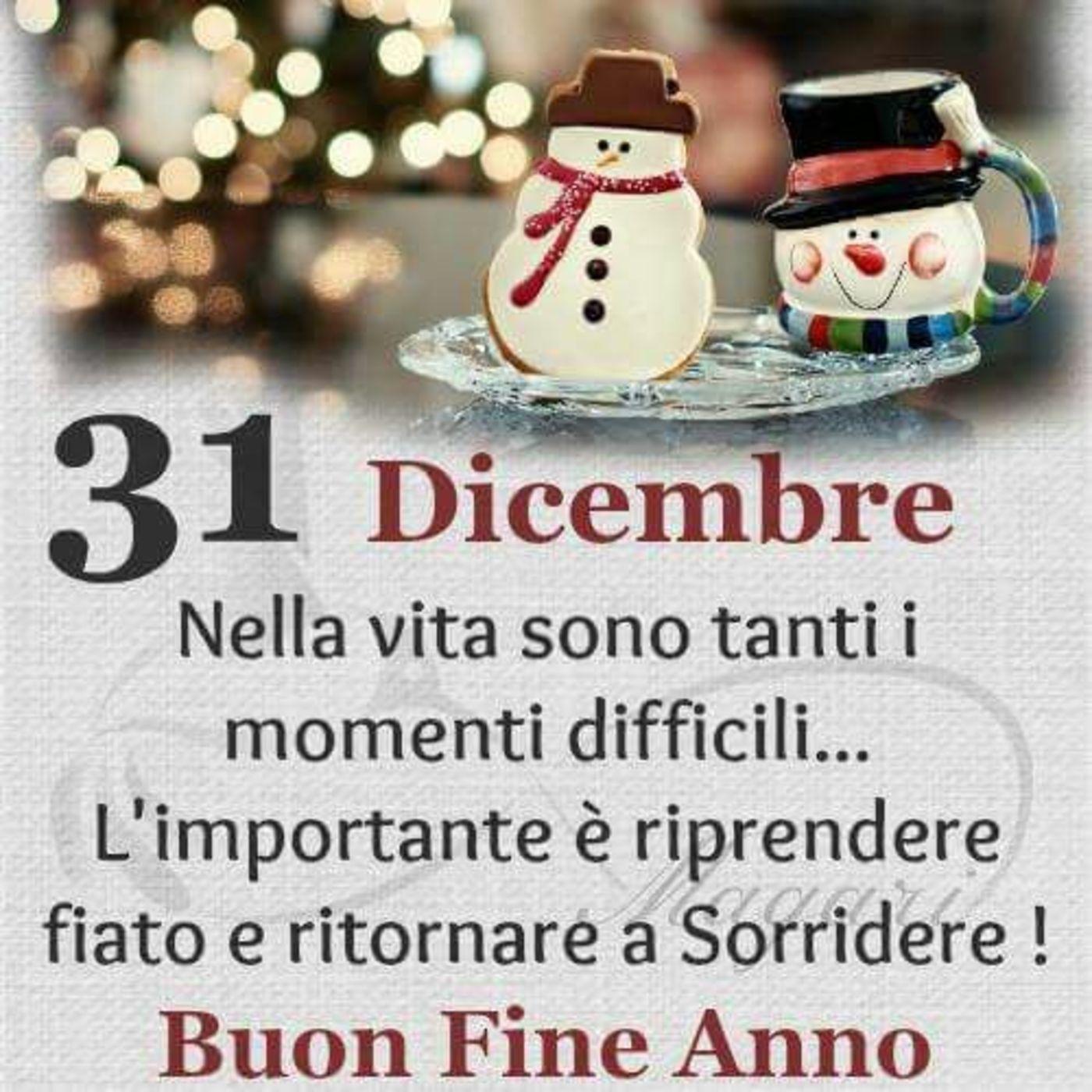 31 Dicembre immagini da mandare su WhatsApp e Facebook