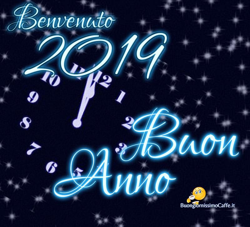 Belle immagini per Auguri di Buon Anno 2019