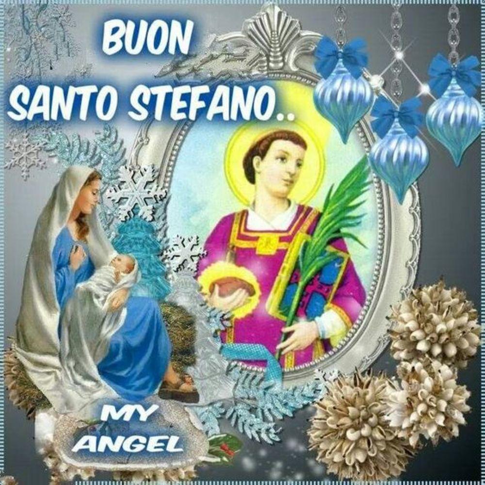 Buon Santo Stefano immagini 3384