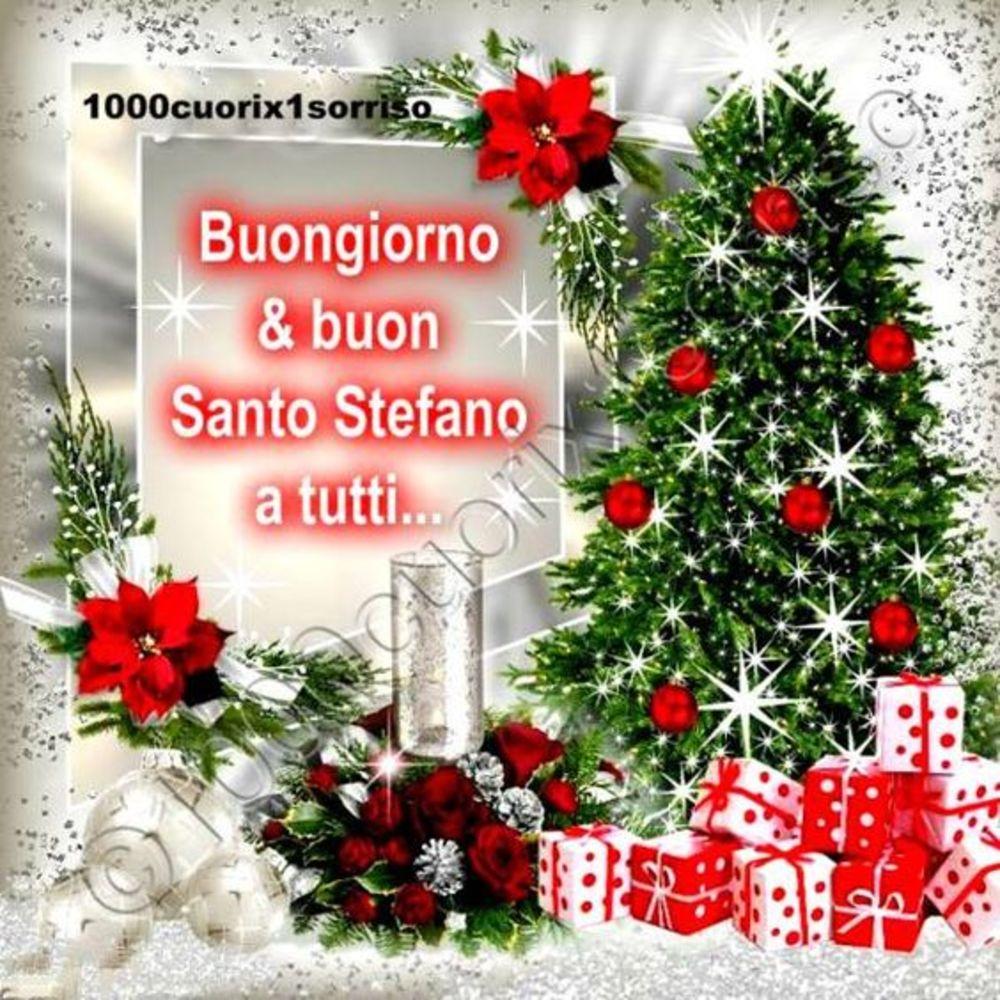 Buon Santo Stefano immagini 3739