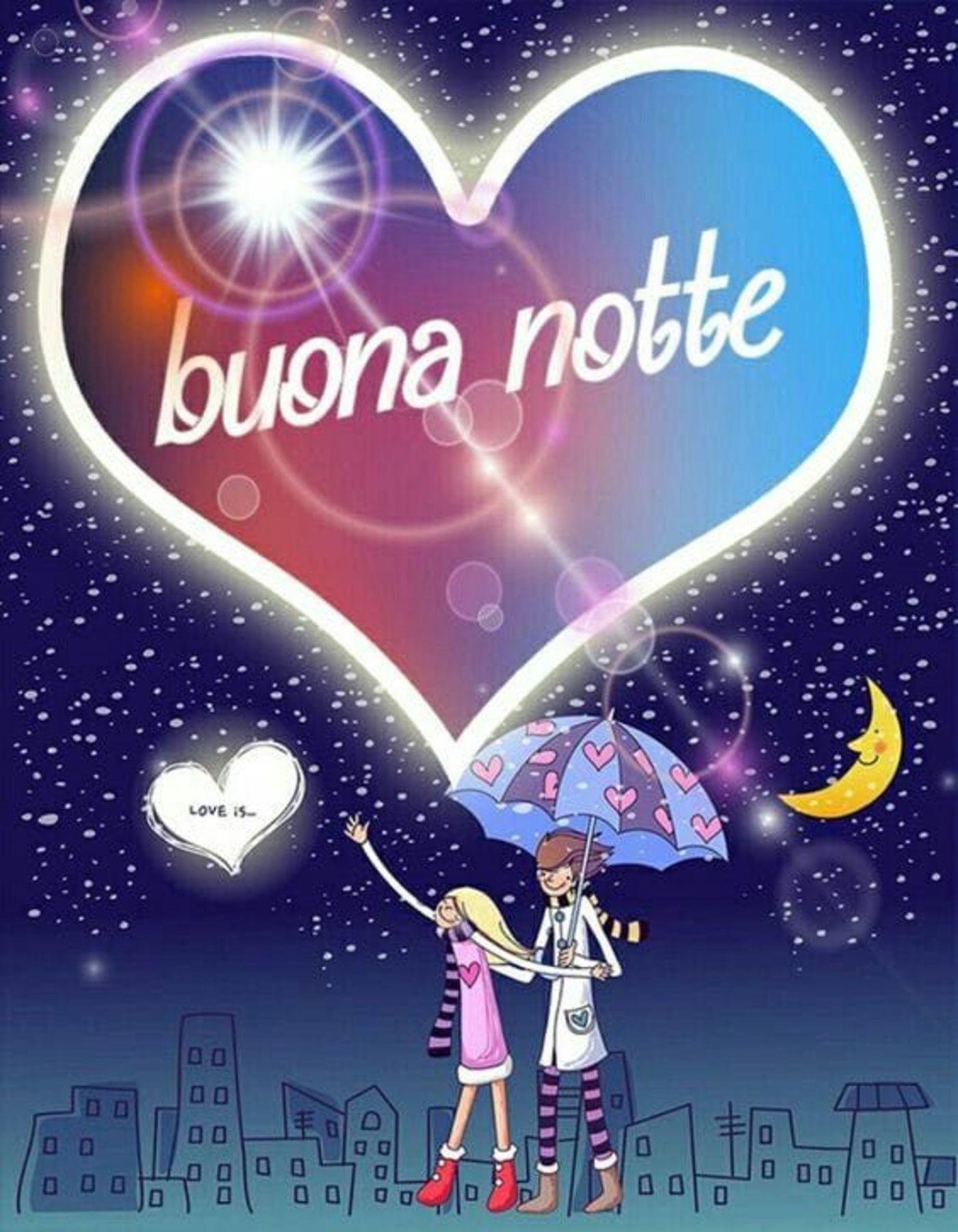 Buona Notte Col Cuore Buongiornissimocaffe It