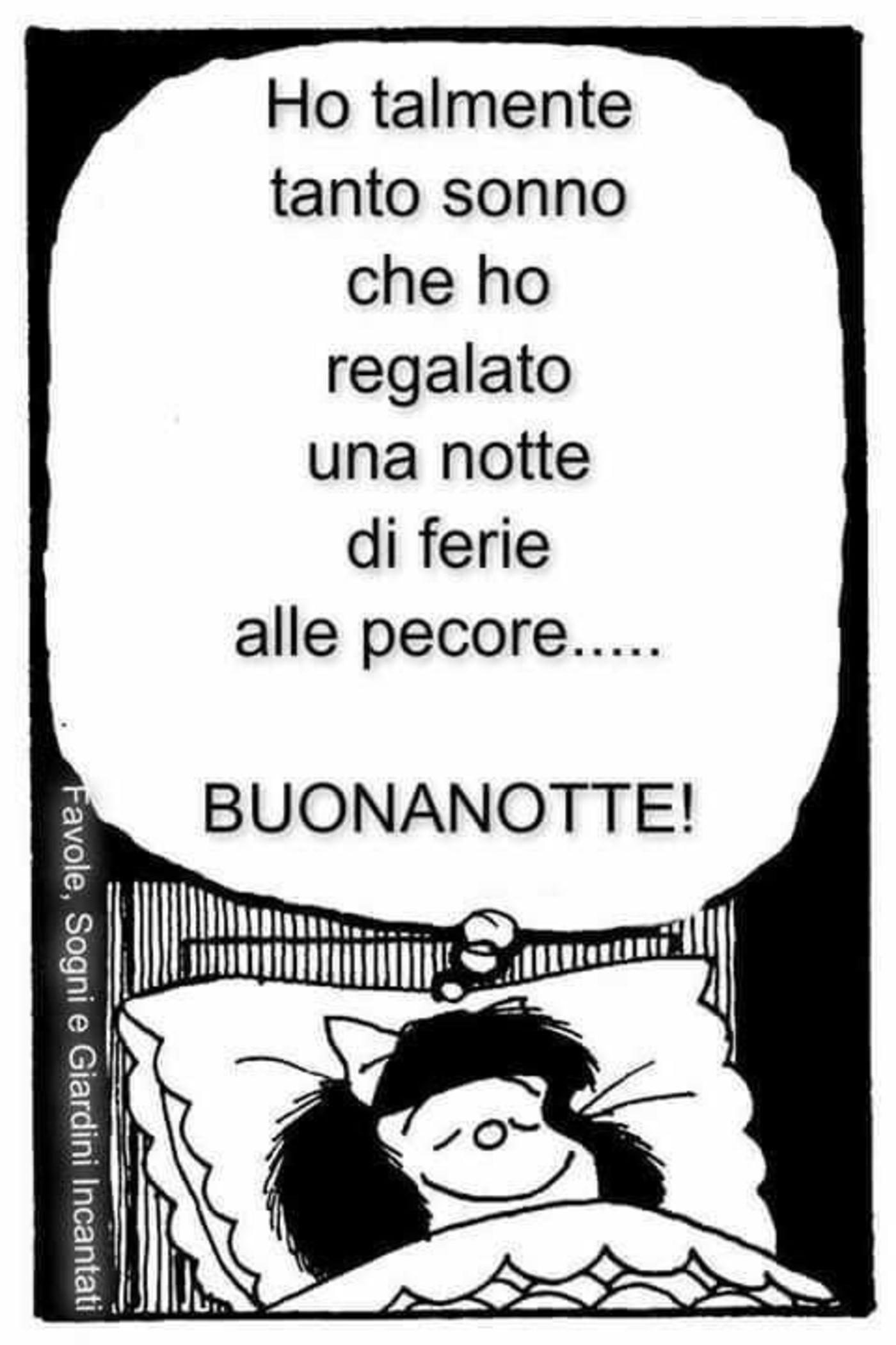 Buonanotte Mafalda Immagini Buongiornissimocaffeit