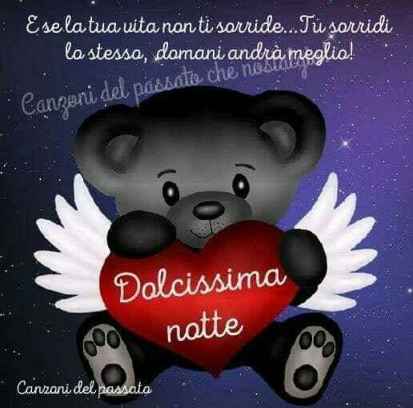 Buonanotte Amore Mio 9 Buongiornissimocaffeit