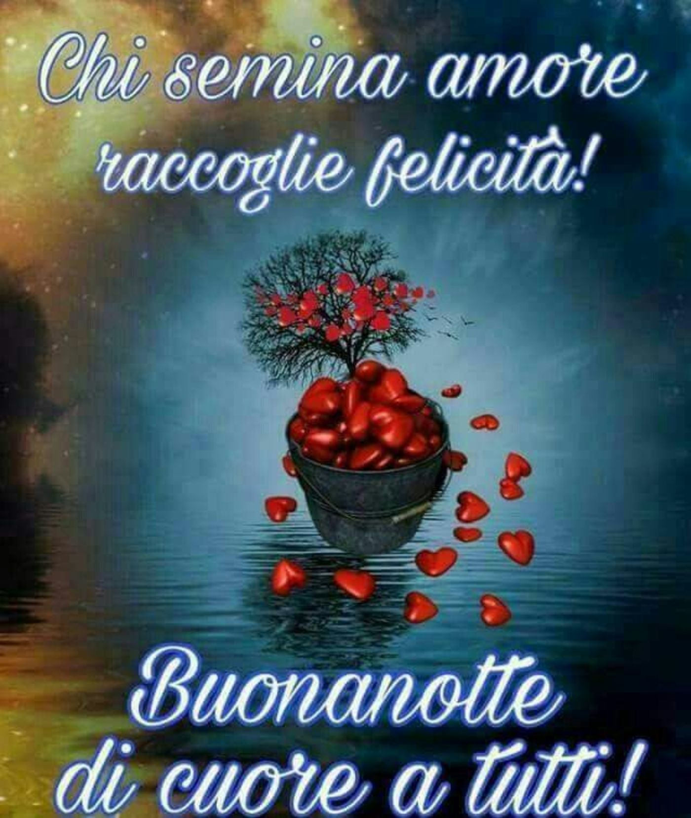 Buonanotte Con Frase Buongiornissimocaffe It