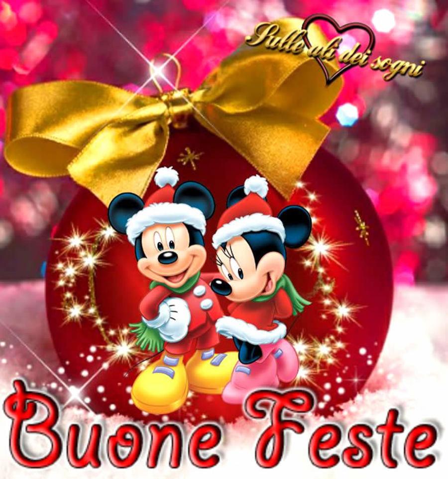 Buone Feste Immagini Belle Disney Buongiornissimocaffeit