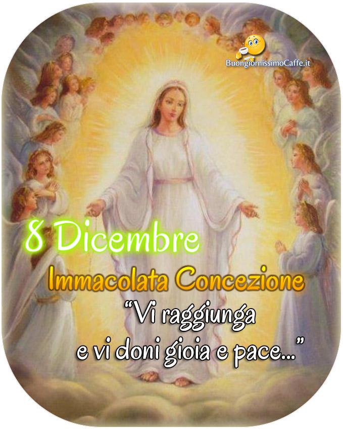 Immacolata Concezione 8 Dicembre immagini religiose bellissime di auguri