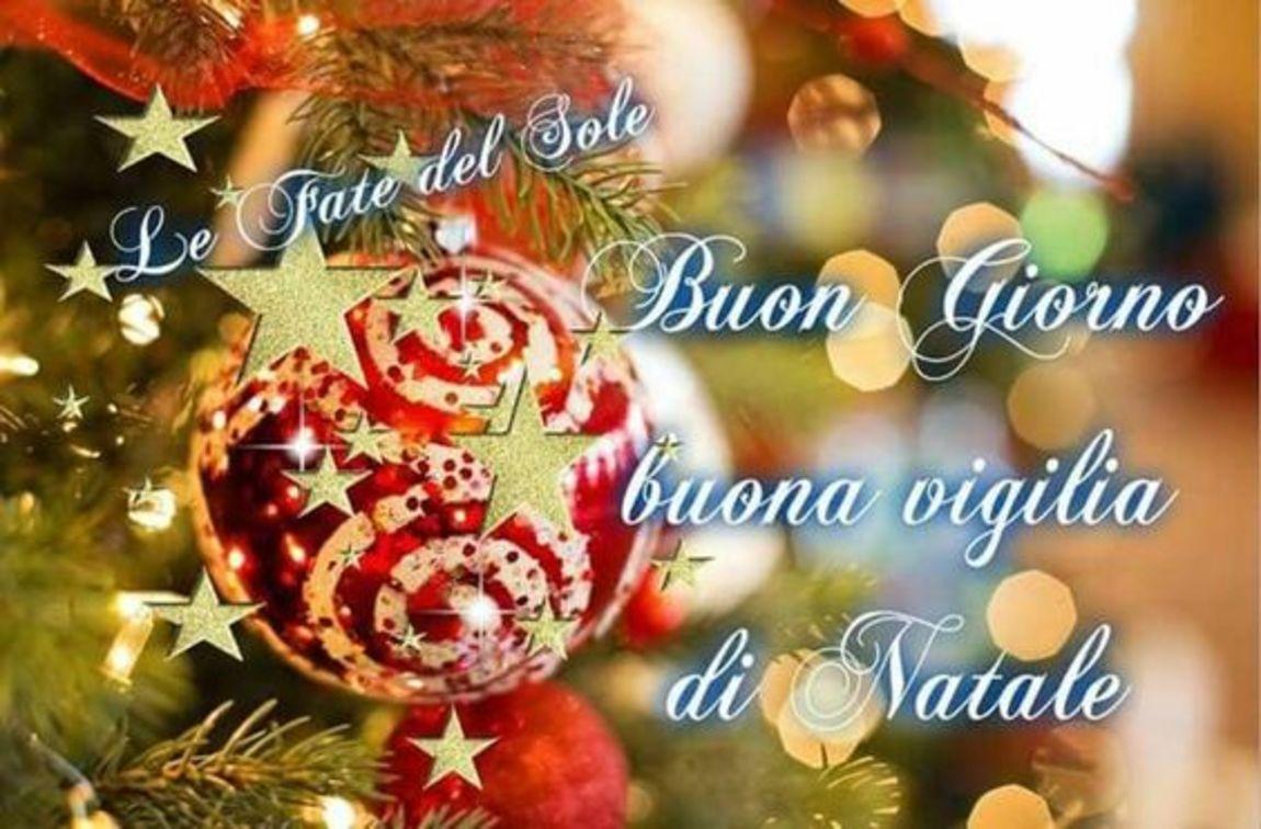 Frasi Auguri Di Buona Vigilia Di Natale.Immagini Belle Buona Vigilia Di Natale Buongiornissimocaffe It