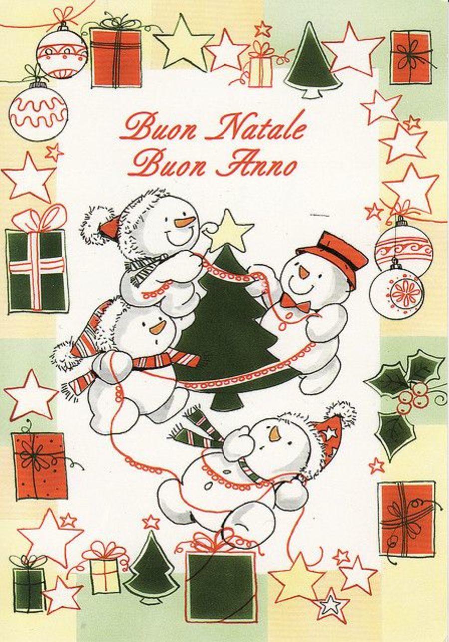 Le belle immagini di Buon Natale 9589