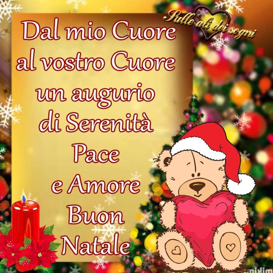 Le Frasi Piu Belle Per Buon Natale Buongiornissimocaffe It