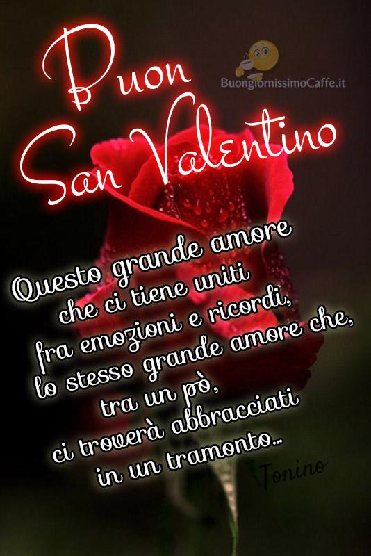 Immagini con frasi Buon San Valentino 6